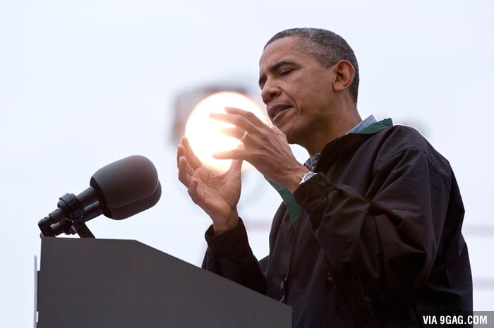Firelord Obama leads the fire nation's first strike