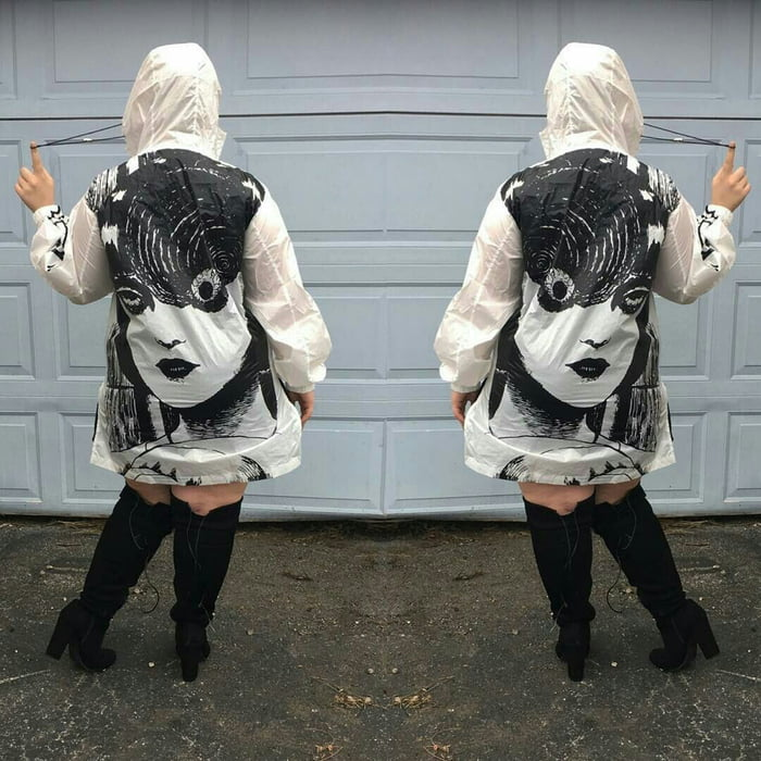 Dope as windbreaker from panicpop clothing!