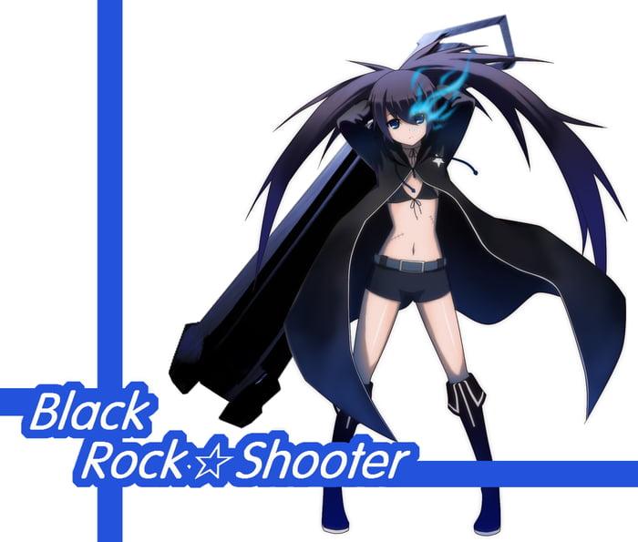 Black★Rock Shooter FTW - 140