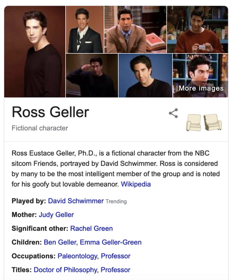 Google Celebrates 'Friends' 25th Anniversary With 7 Easter Eggs Across Search