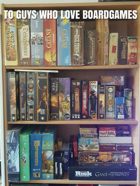 Boardgames are LIFE !
