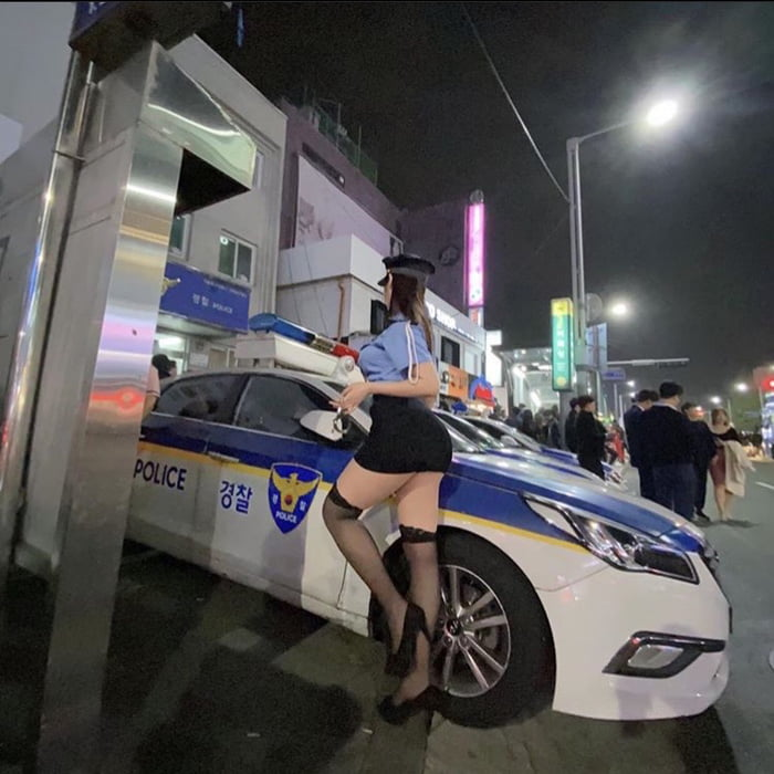 Arrest me please
