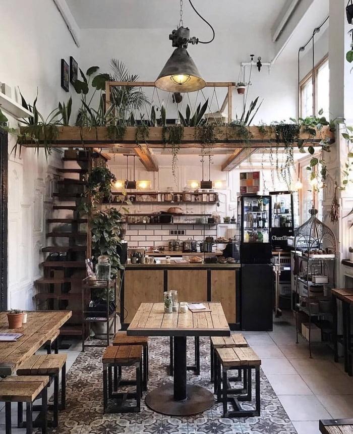 This Little Café In Berlin