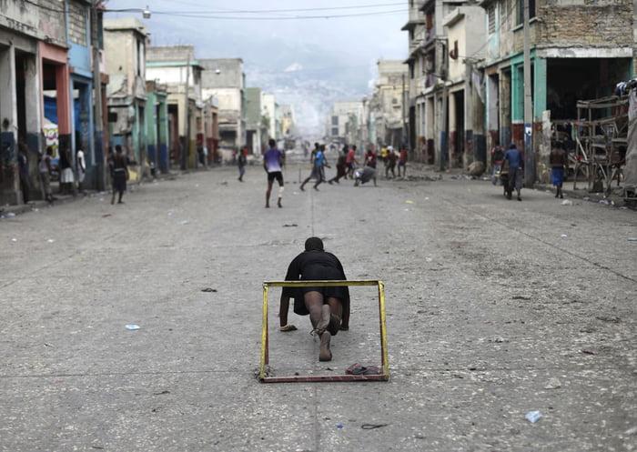 Port-au-Prince, Haiti | Sumber: 9gag