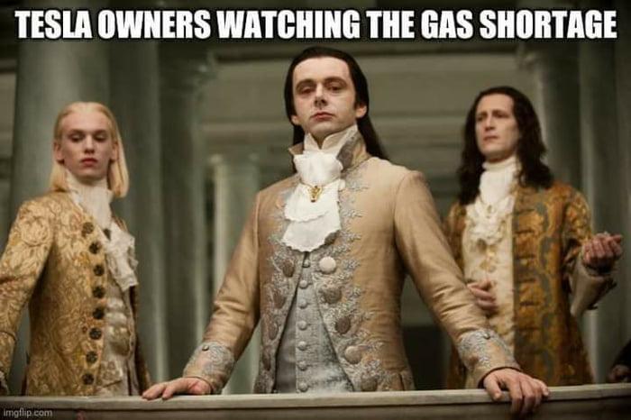 Gas shortage??