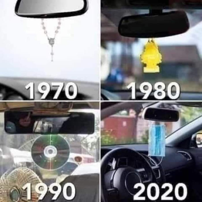 Times changing