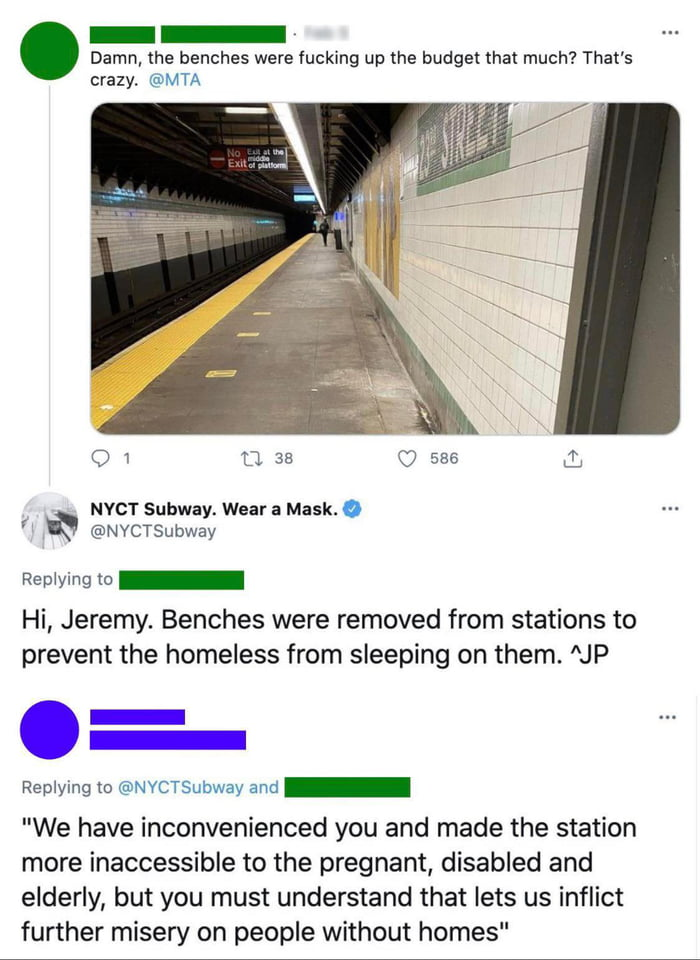 Governments hates poor people