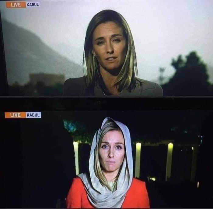 Taliban effect