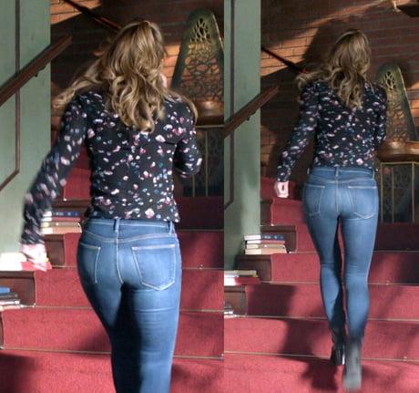 Benoist jeans melissa Melissa Benoist