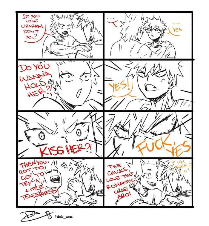Kirishima is the best wingman vol. 2