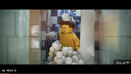 The Entire Lego Movie Was An Ad I Had On Youtube Ama 9gag