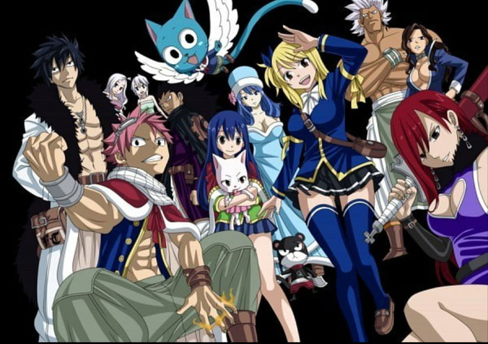 Daily fairy tail pic #16