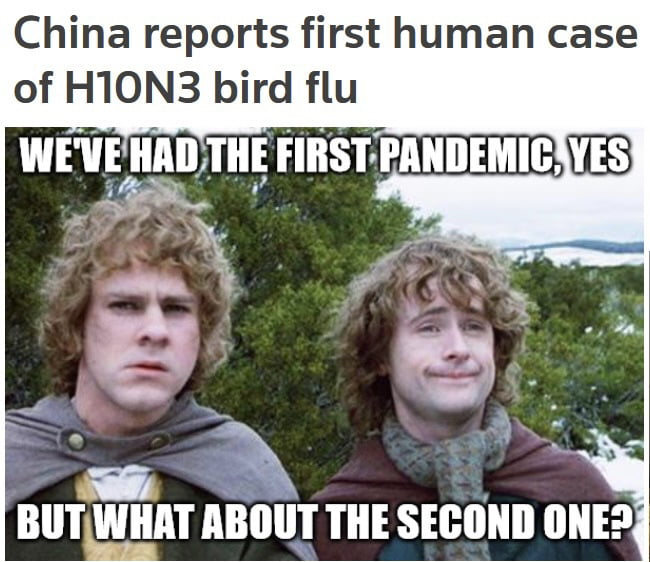 China is a virus.