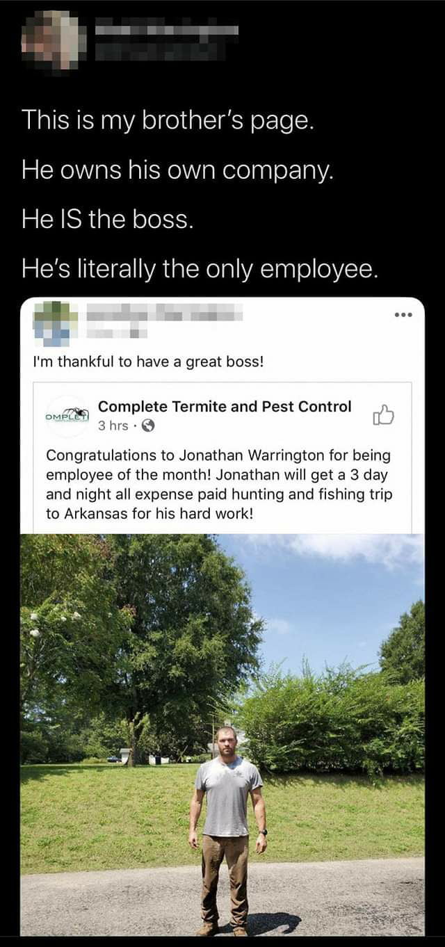 Jonathan is the man