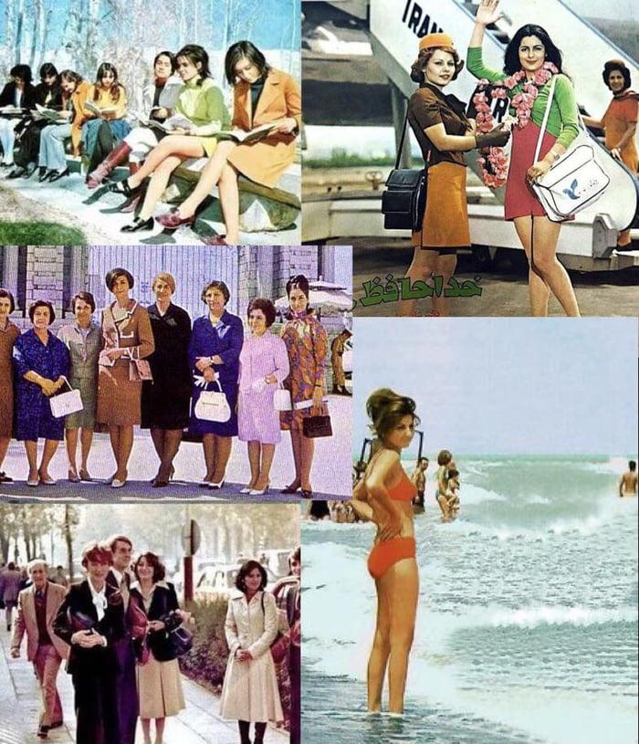Women of Iran before the « Islamic Revolution » of 1979