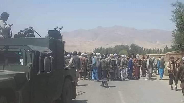 Taliban has taken 100 or so women and children hostage and threatened to kill them if the Northern alliance doesnt stop its resistance, this backfired and now thousands of people are joining the resistance movement.