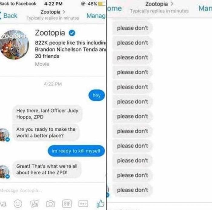 When auto-reply kills you