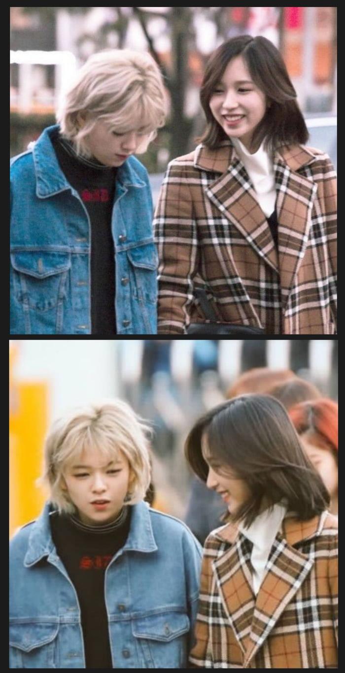 Photo : Jeongyeon & Mina (201?)