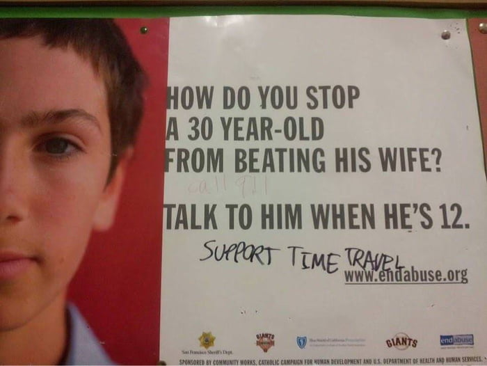 Solving domestic violence, for good.