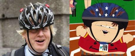 Cartman Bike Helmet