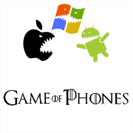 The Game of Phones.