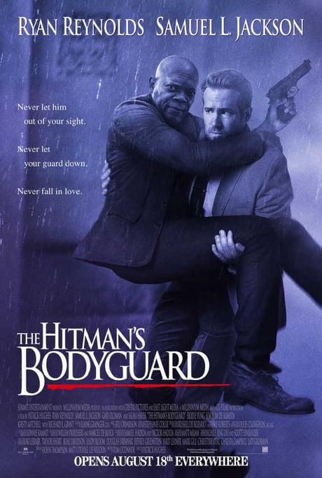 The Hitman S Bodyguard Parody Of The Bodyguard 1992 9gag