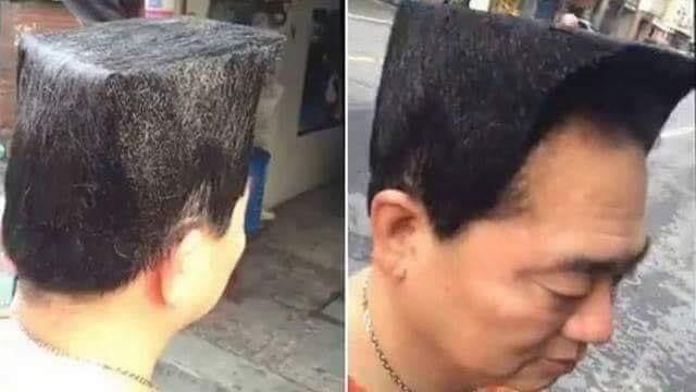 Quero corte de cabelo estilo playstation 1