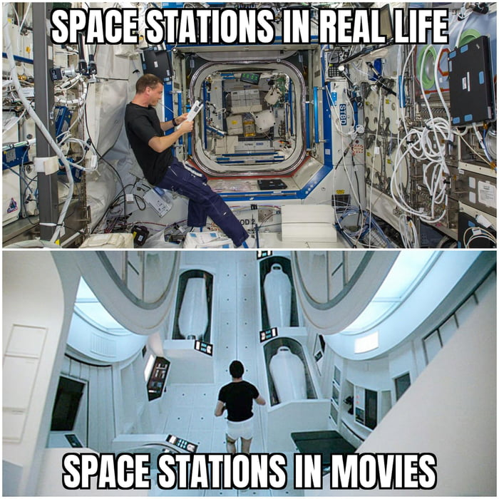 Is just a space station thing