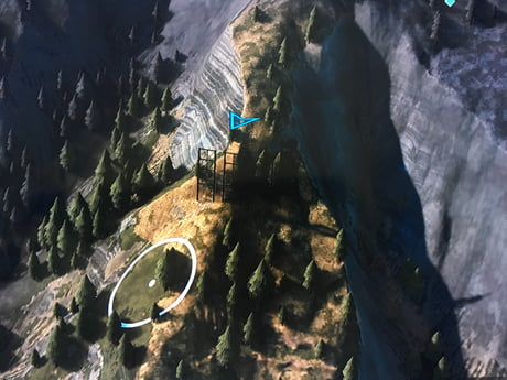 Far Cry 5 Destroying The Yes Sign Removes It From The Map Nice Touch 9gag