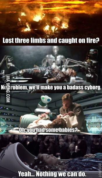 Star Wars, Empire Healthcare