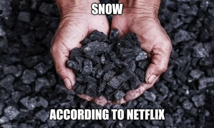 Netflix logic...
