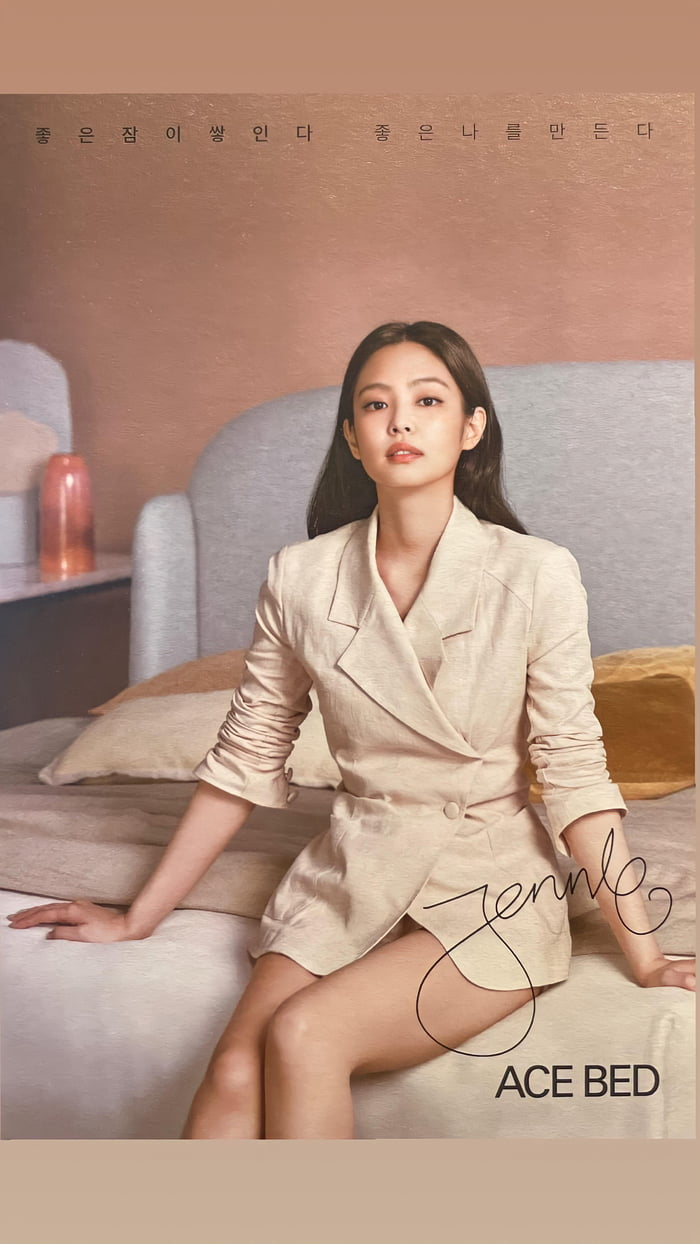 Photo : Jennie for Ace Bed