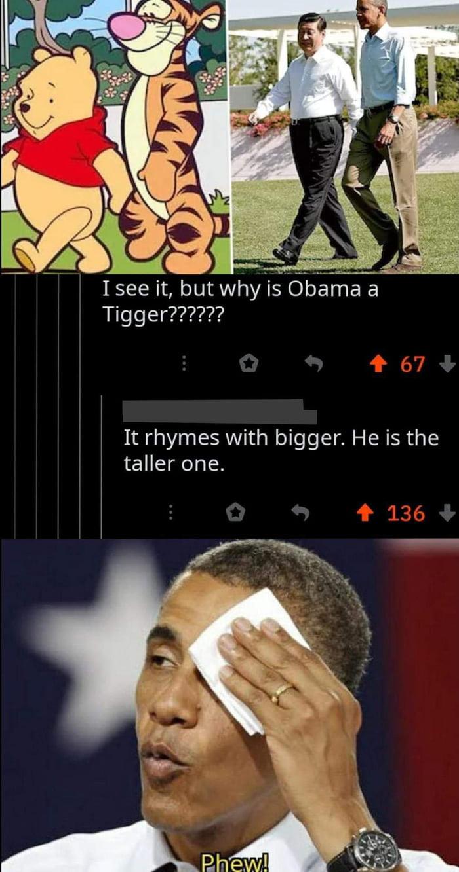 Get Down Mr. President!