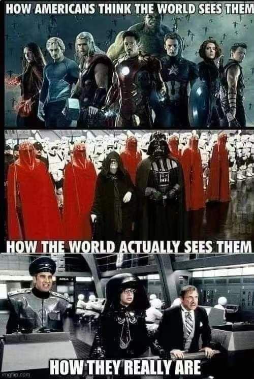 Heroes VS Villains VS Reality