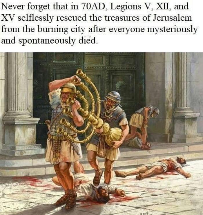 Good Guys Romans