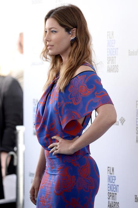 Jessica Biel Butt