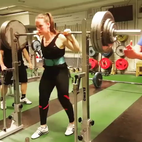 17 year old can squat 175kg/385lb