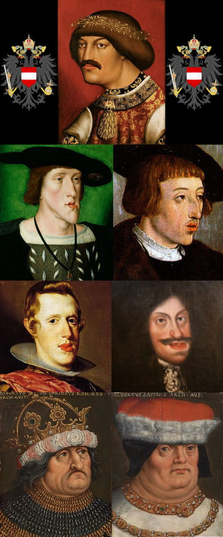 The Great House Of Habsburg Was Famous For Inbreeding 9gag