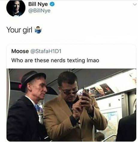 Bill Nye the savage guy