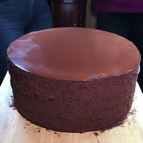 23 layer chocolate cake - Video | Gif-Vif