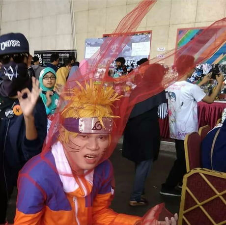 Cosplay low budget - 9GAG