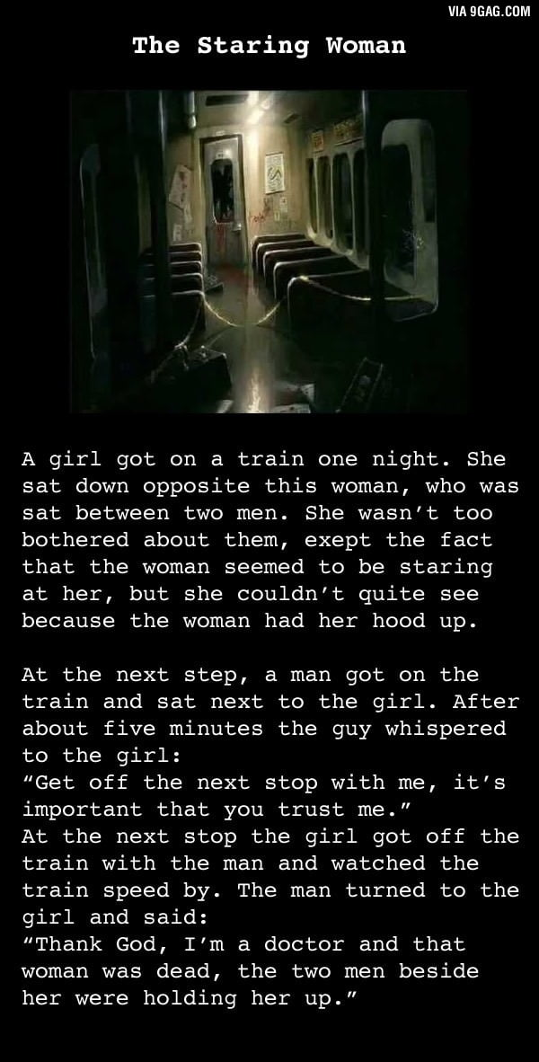 Name your favourite creepy pasta in the comments below.