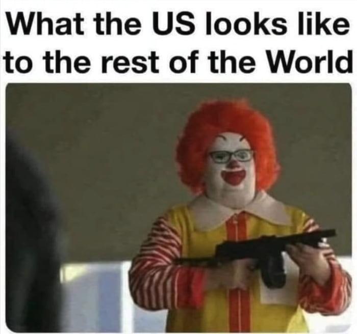 Clown world!!!