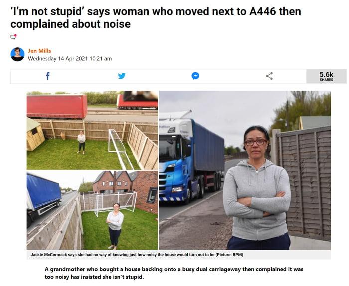 She insists she isnt stupid