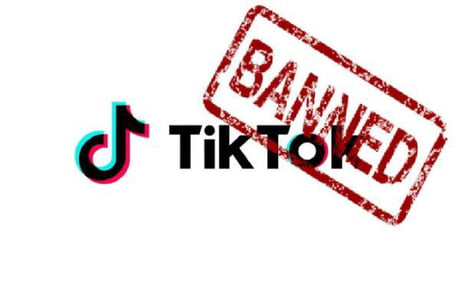 TikTok Banned in India.