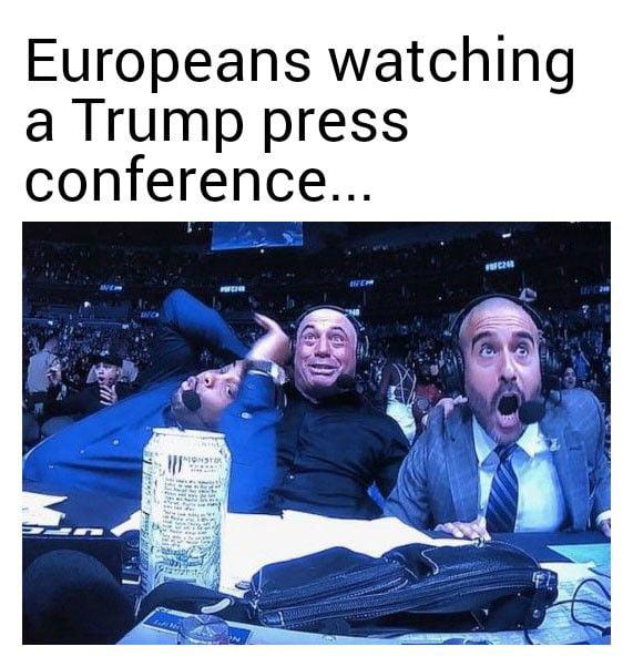 Get the popcorn....