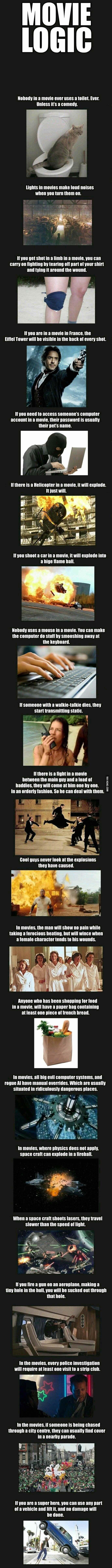 Movies Logic