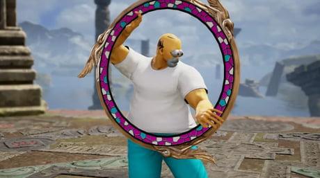 The Weirdest Soulcalibur Vi Character Creations 9gag