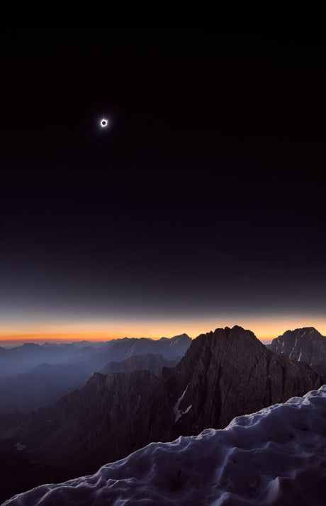 My favourite eclipse pic