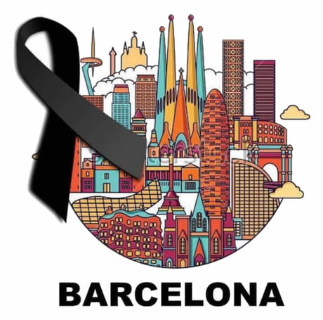 Barcelona today had a terrorist attack. 13 dead and 50 injured